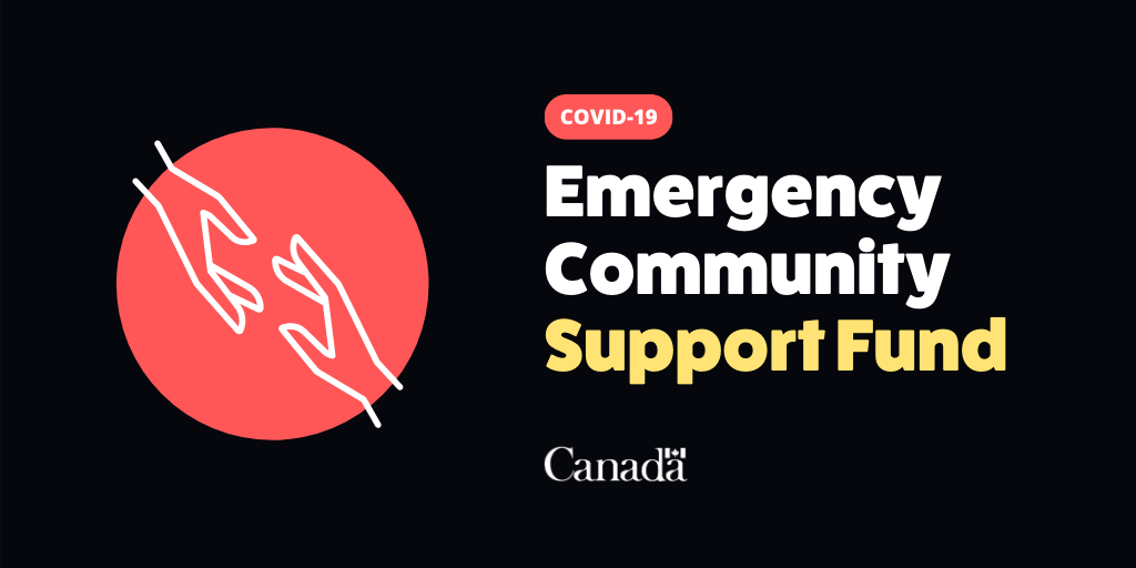 COVID-19 Emergency Support Fund Logo